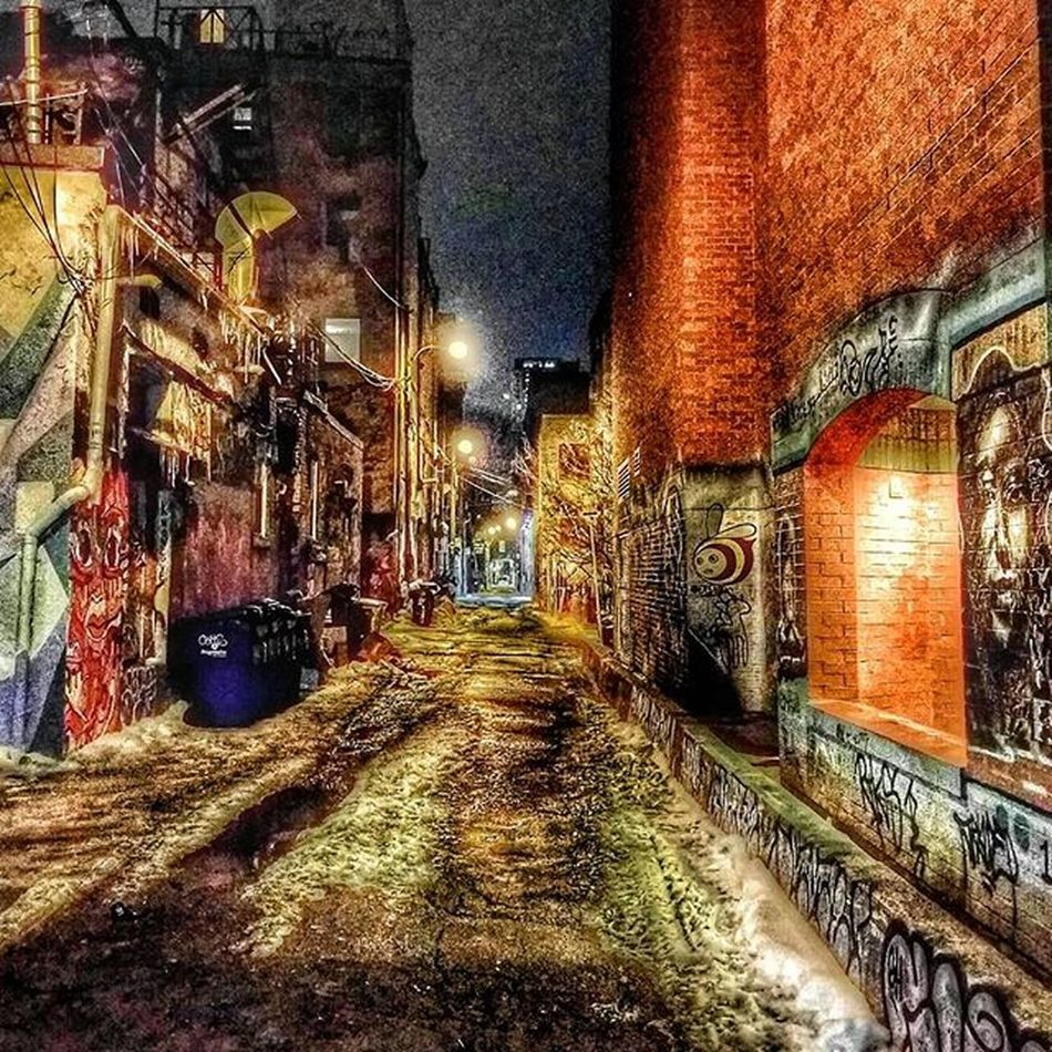 Graffitialley in The6ix