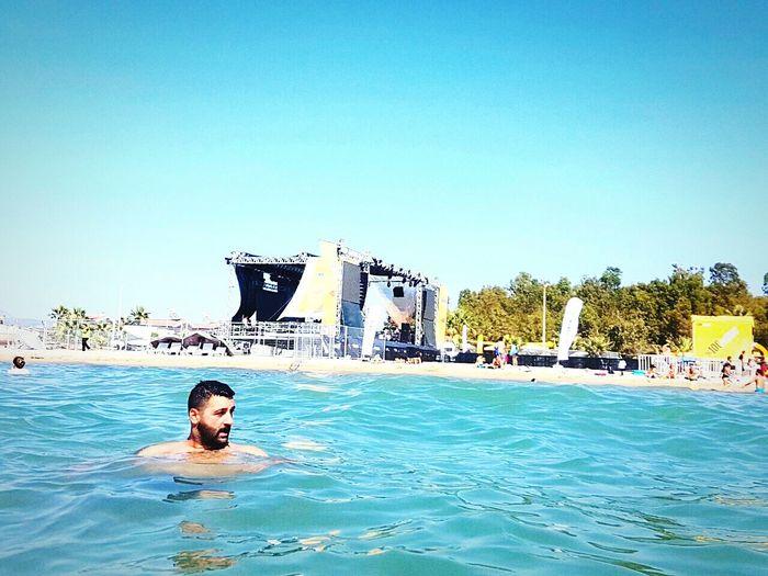 Summer Relaxing Concert Kusadasi, Turkey Festival Haykocepkin Swimming Vacation Kusadasigenclikfestivali Konser Photooftheday Macro That's Me