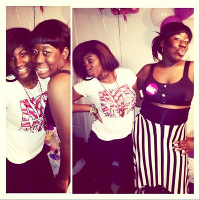 Me And My Girl Miannah To Turnt Up