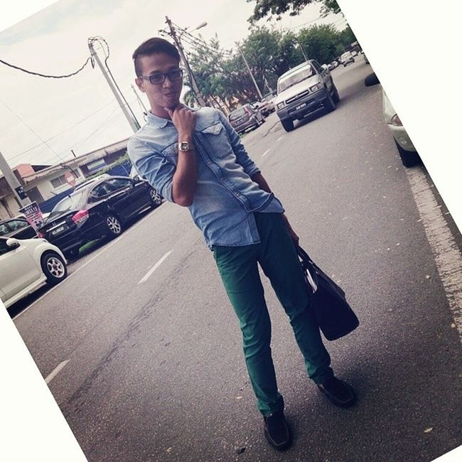 Done class for today.. Kptmas Ootd Pedro Massimodutti berska whatstyle baqhiang