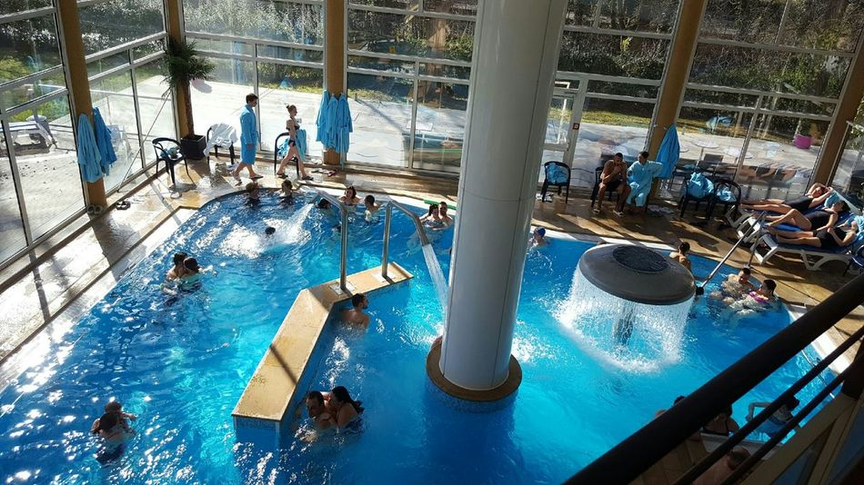 Hôtel spa Aix Les Bains Hotel Swimming Pool
