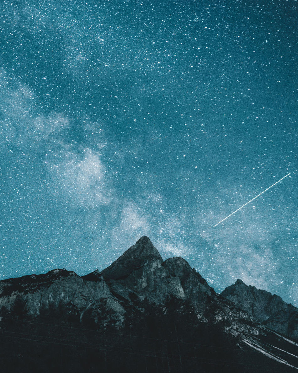 Beautiful stock photos of blue,  Astronomy,  Austria,  Beauty In Nature,  Blue