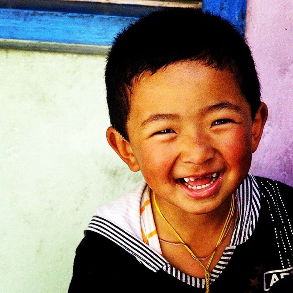 LittleJolly Portrait Happygolucky Ngma Smiling happy instalike instapeople instalove instapose instaportrait adorable cutie kid kiddo northeast sikkim instahappiness chaicuttingz chaiframes character chaiclick beaming fulloflife contagioussmile instaclick instaphotography ilove