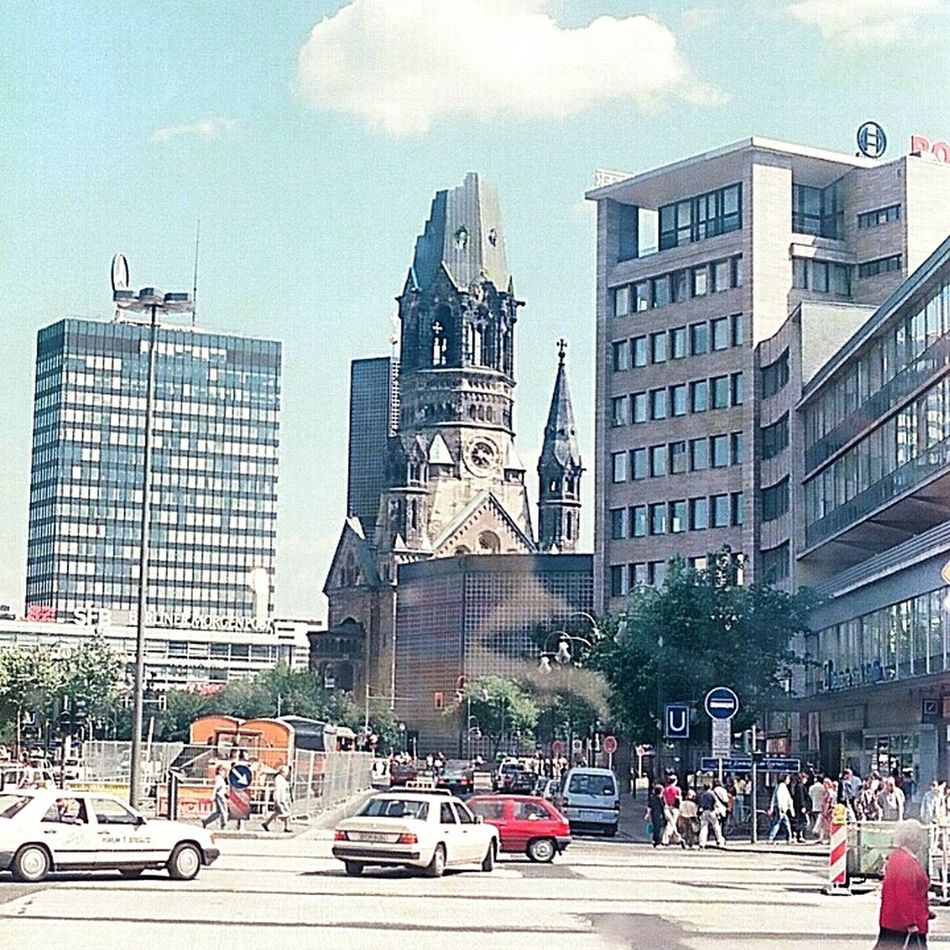 Q Berlin 1990 Germany Excursion Popular Photos برلين تصويري  رحلة من تونس