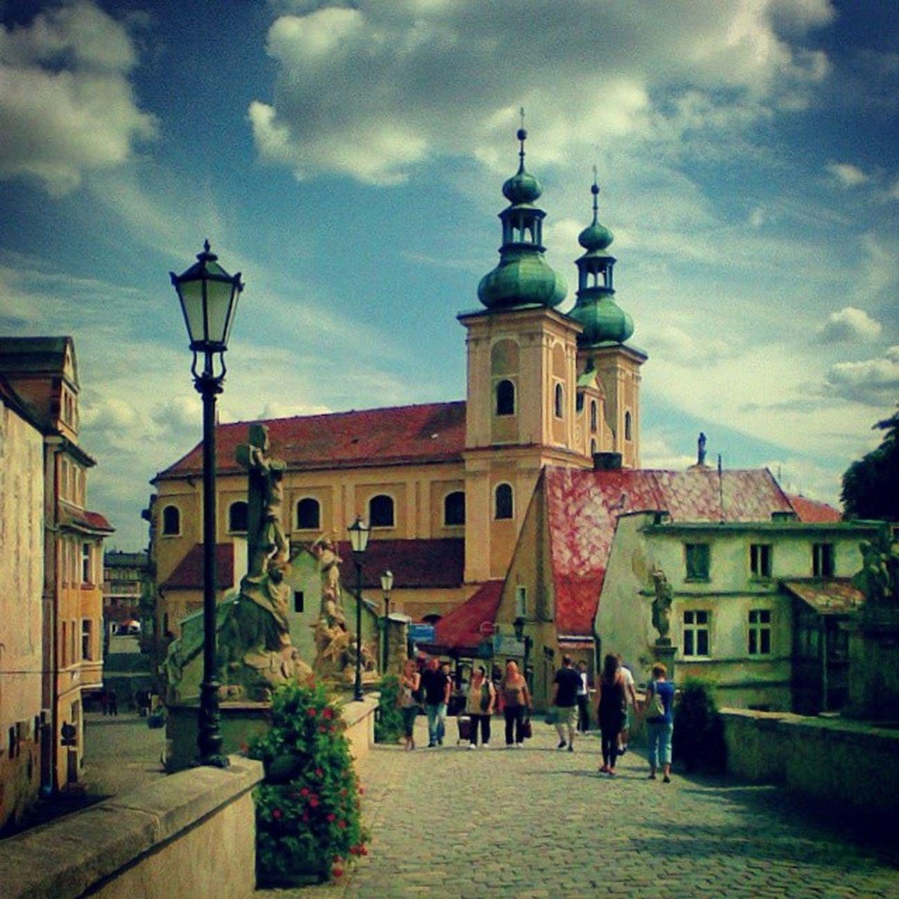 Klodzk Dolnyslask Poland Polska europetraveltravellingtravelingtravelertravellertouristtourismtravelgramtravelphotoinstatravelphototravelcity_exploreglobal_familychurchtemplebuldingspolandjourneyarchitecture