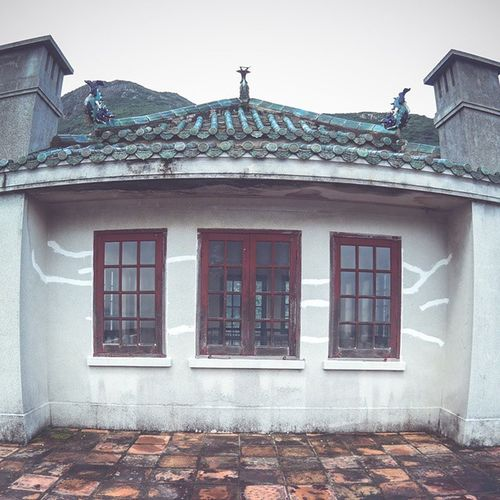 Chinese meets italian renaissance architecture at this HK mansion HongKong Jessville Ontheroofs Hkurbex