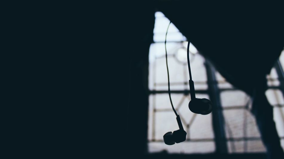 Black And White Silhouette Earphones Africa Lowkey  Window View EyeEm Best Shots EyeEm Gallery
