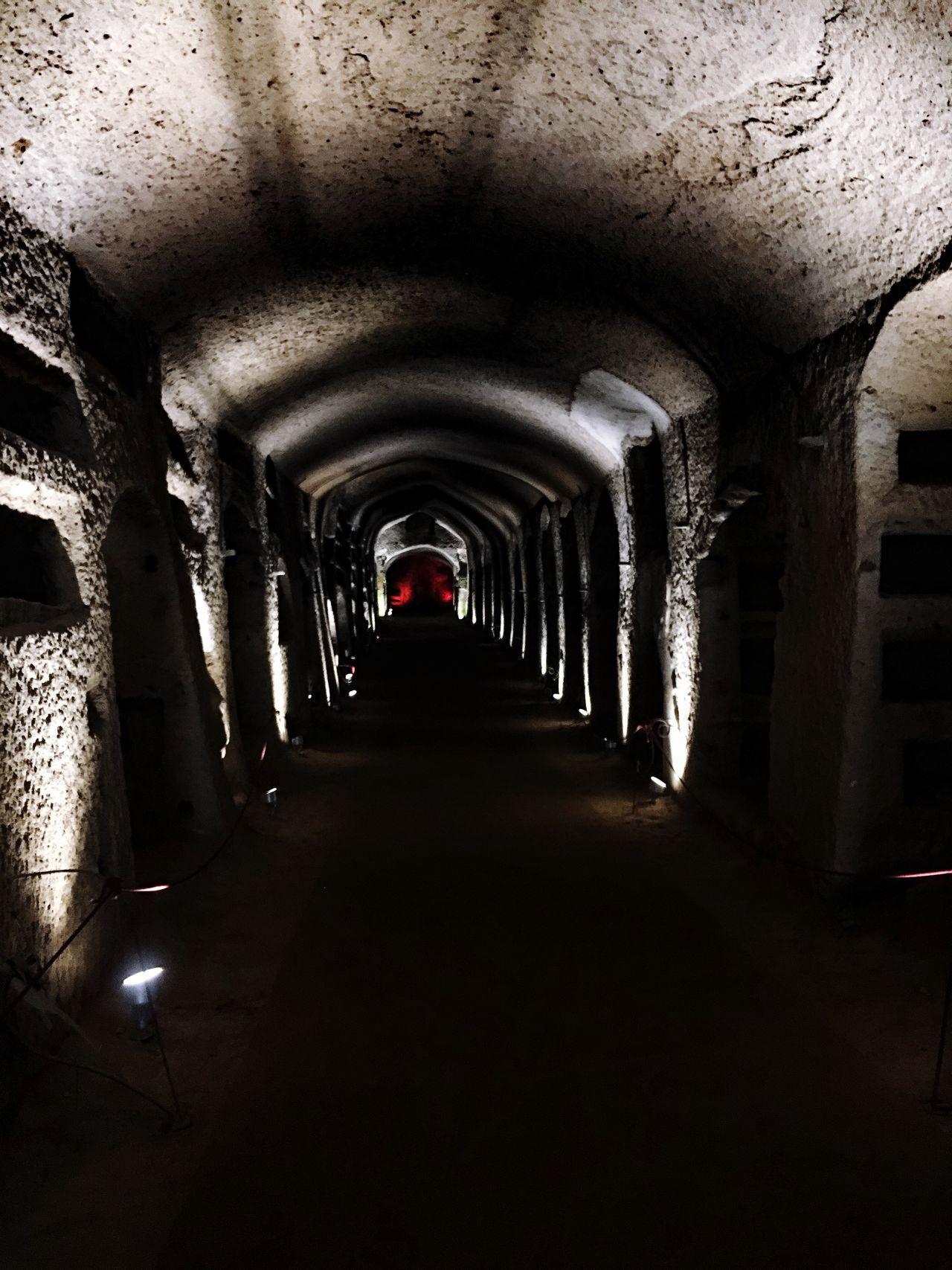 The Great Outdoors - 2016 EyeEm Awards 🇮🇹💀 Shotoniphone6splus Europe Travel Italy Napoli Traveling IPhoneography The Architect - 2016 EyeEm Awards Catacombs of San Genaro The Secret Spaces