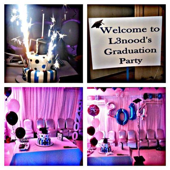مبروك التخرج ي جميله ♥♥