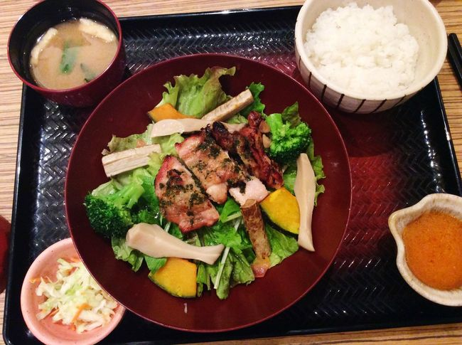 Japanese Food Relaxing