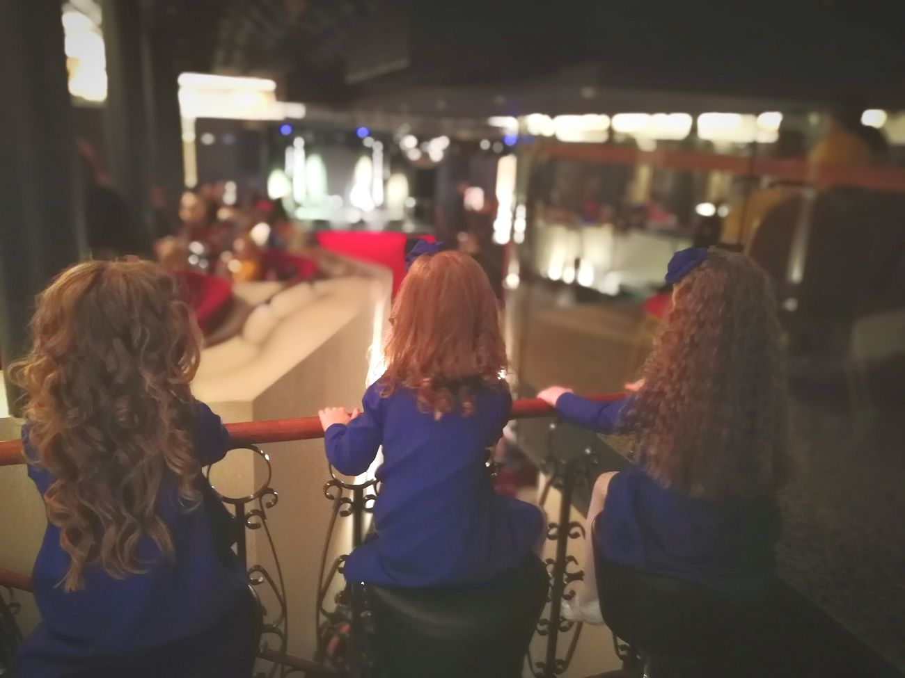 Little Lady  Concert Tawn Childhood Blue