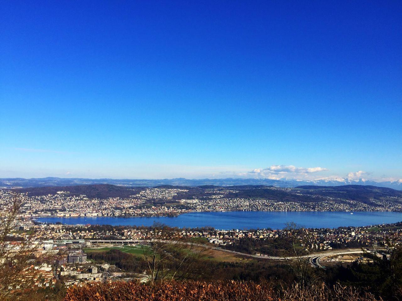 Zürich Zürichsee Zurich, Switzerland Switzerland Europe Lake Lake View Landscape üetliberg First Eyeem Photo