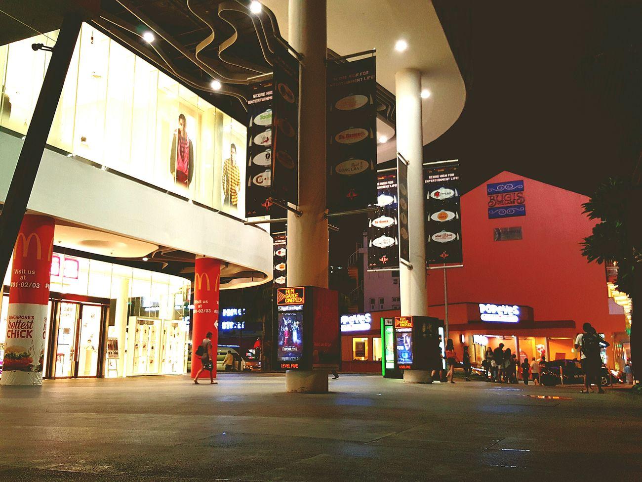 Singapore Bugis+