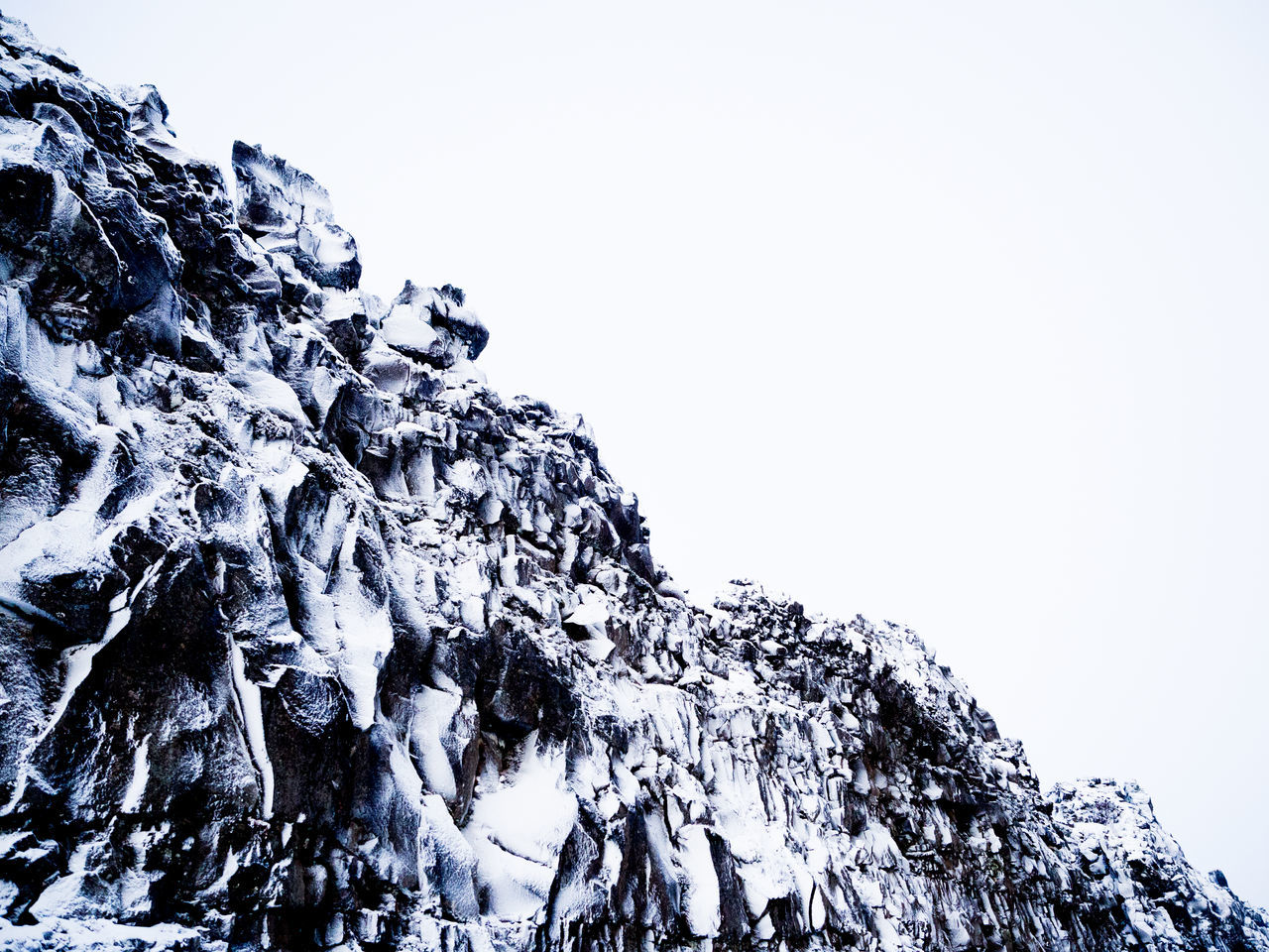 Beauty In Nature Cliffs Iceland Mountains Nature Nature_collection Snow Spectacular Winter