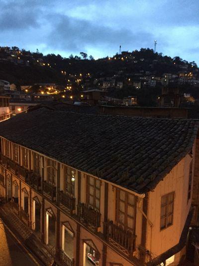 Casa de Zaruma en un atardecer Architecture_collection Architecture All You Need Is Ecuador Zaruma  Potography Ecuadorpotenciaturistica