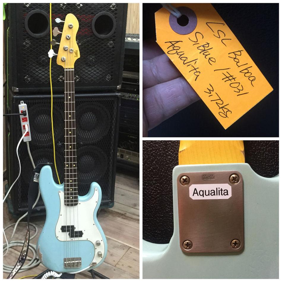 """LSL instruments BALBOA """"aqualita"""""""