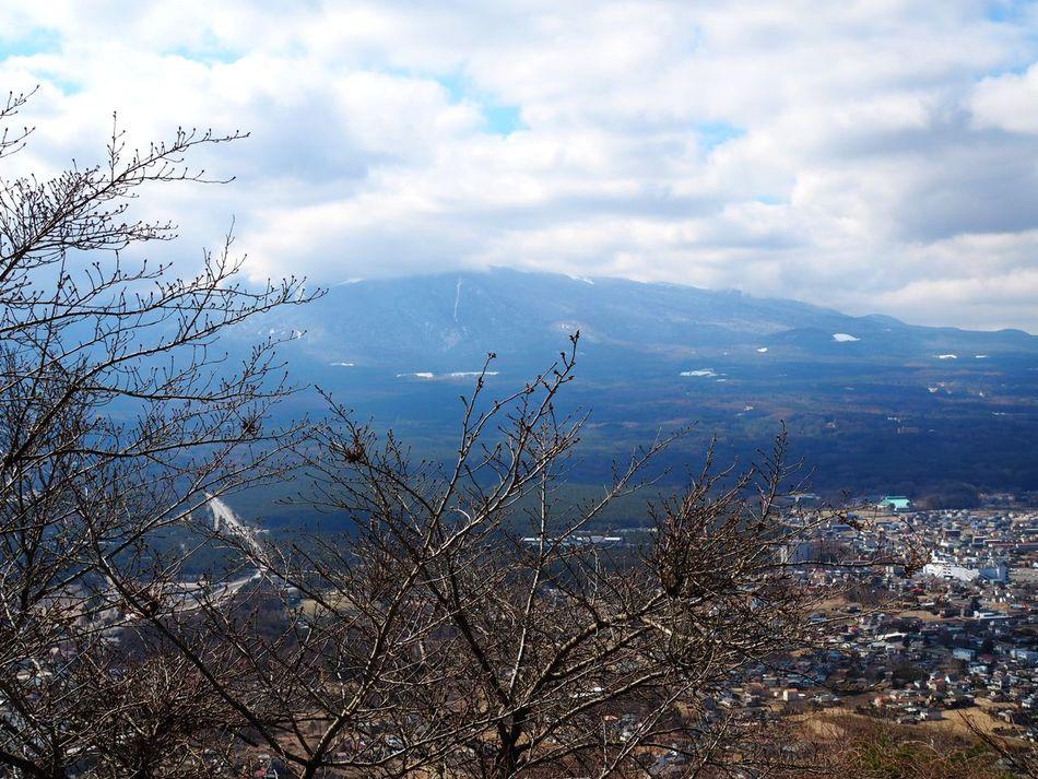 Nature Cloud - Sky Beauty In Nature Outdoors Sky Travel Destinations Kawaguchiko Kawakuchi Landscape Scenics Mountain Beauty In Nature Japan Fujisan Spring Springtime The Great Outdoors - 2017 EyeEm Awards