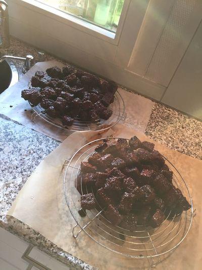 Schoggimagebrot Backen Dessert
