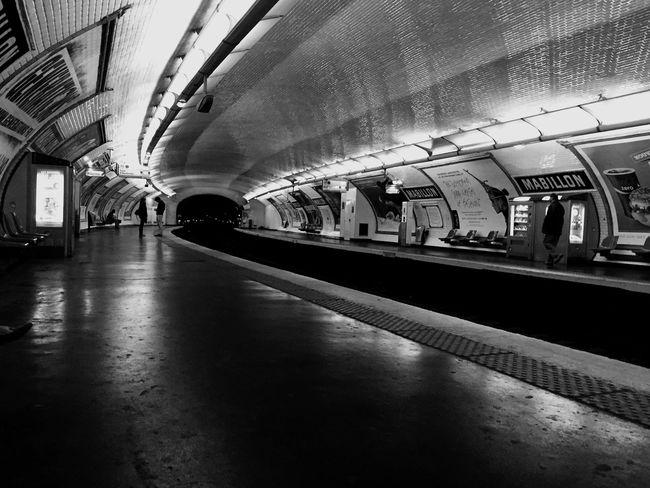 Metro Paris Metro