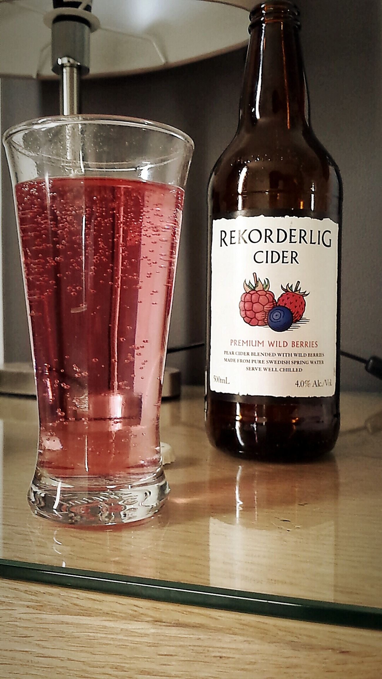 Drinks bruh Rekorderlig Drinks Fun