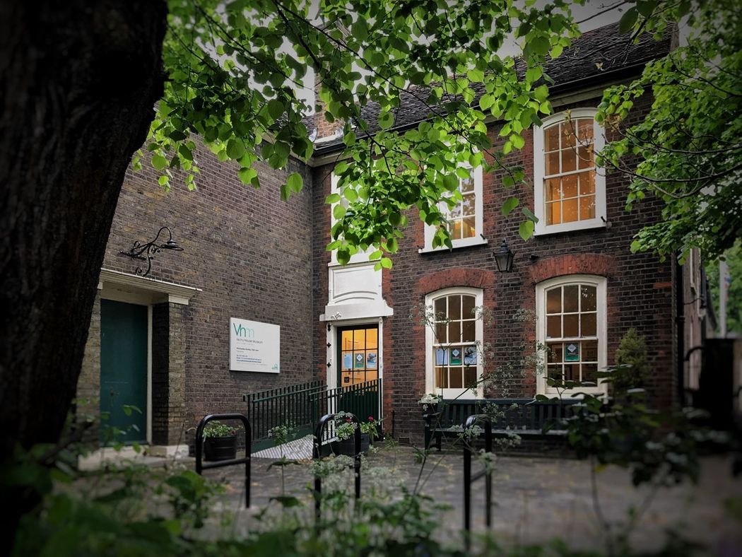 A Museum in Walthamstow - Architecture Building Exterior Built Structure House Window Tree No People Day Outdoors City Vestry House Museum London Museum Vhm Historical Building Historical Museum