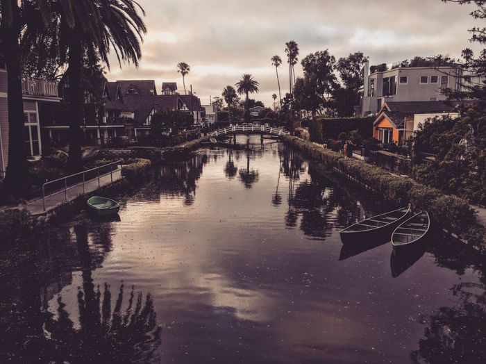 Hanging Out Hello World Check This Out Taking Photos Enjoying Life Relaxing Beauty In Nature Beautiful Water Reflection Reflection_collection Taking Photos Nature_collection Venice Canals Relaxing Check This Out Paradise Streetphotography Los Angeles, California Natural Beauty Sunset_collection Naturelovers