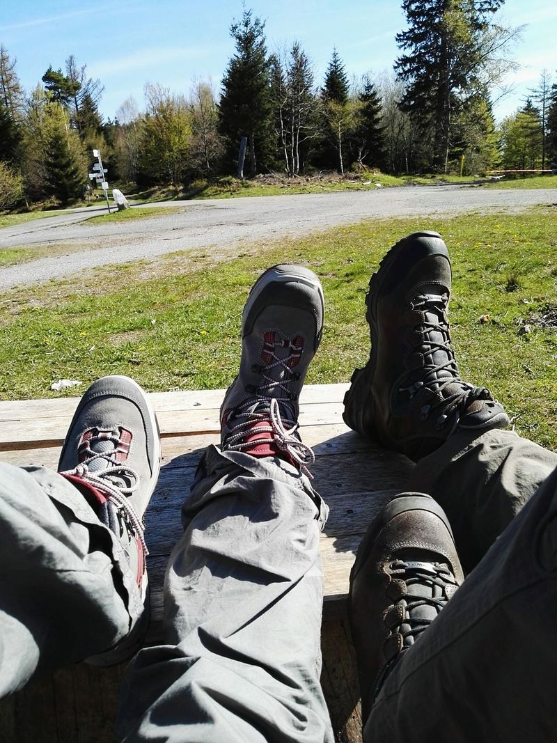 Relaxing Rest & Relax Hiking Boots Westweg Black Forest !!!! Feel The Journey On The Way