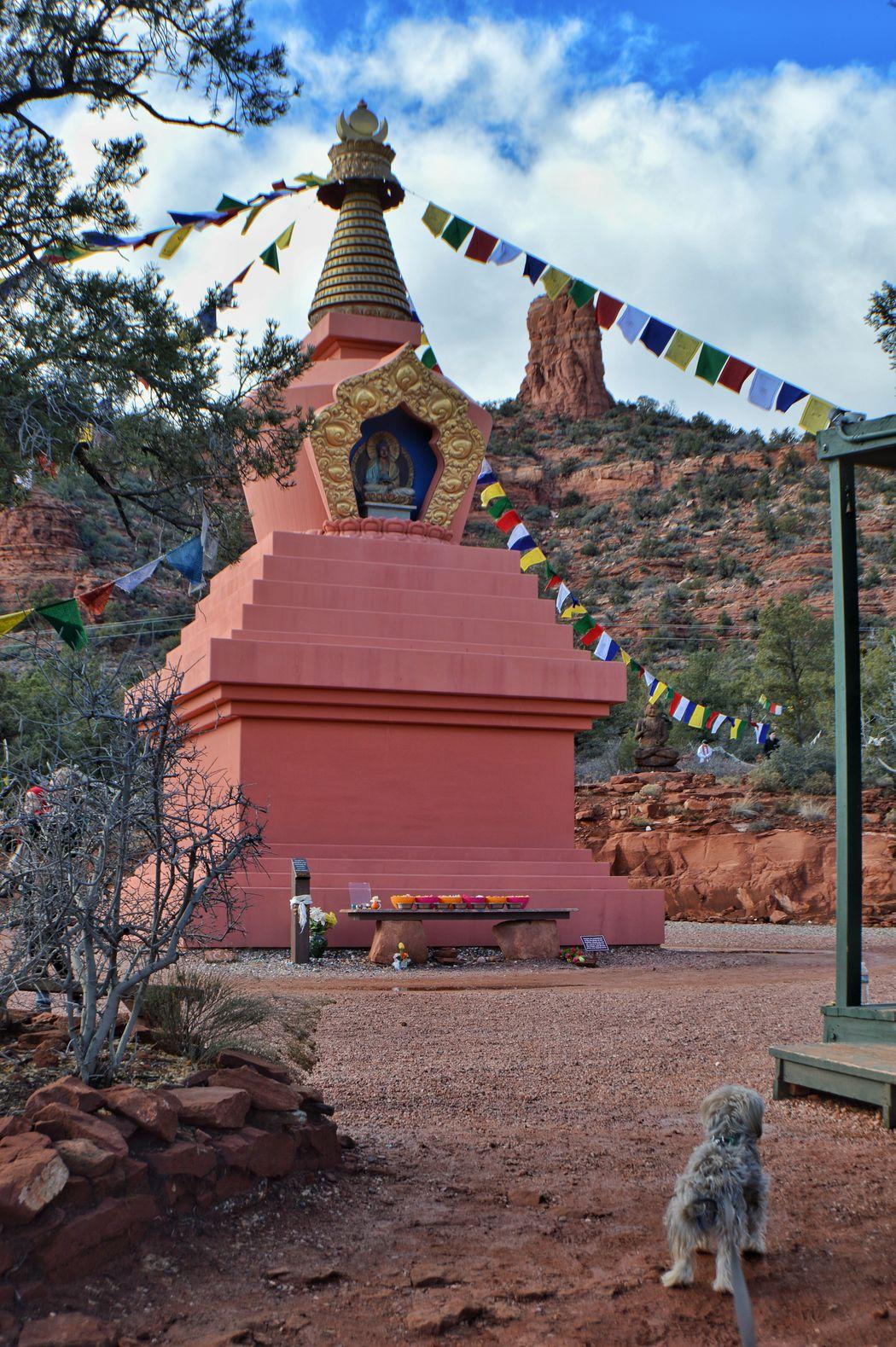 Sedona Arizona Buddha Amitabha Buddha Great Outdoors Enjoying Life Eyemphotography Travel Photography Mountain View