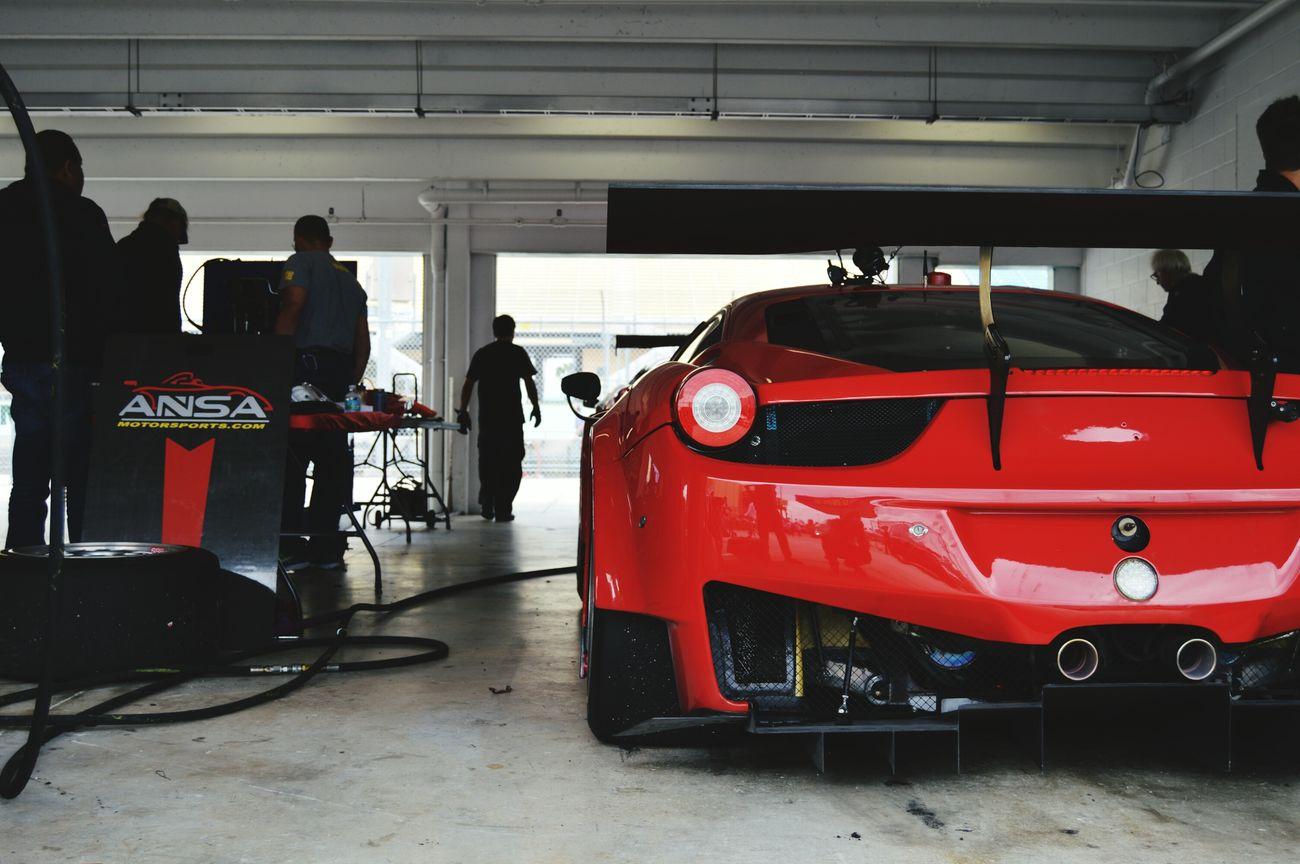 Mean Rear Ferrari Italia458 Homesteadspeedway Cars Racecar Nikon D3200 Miami