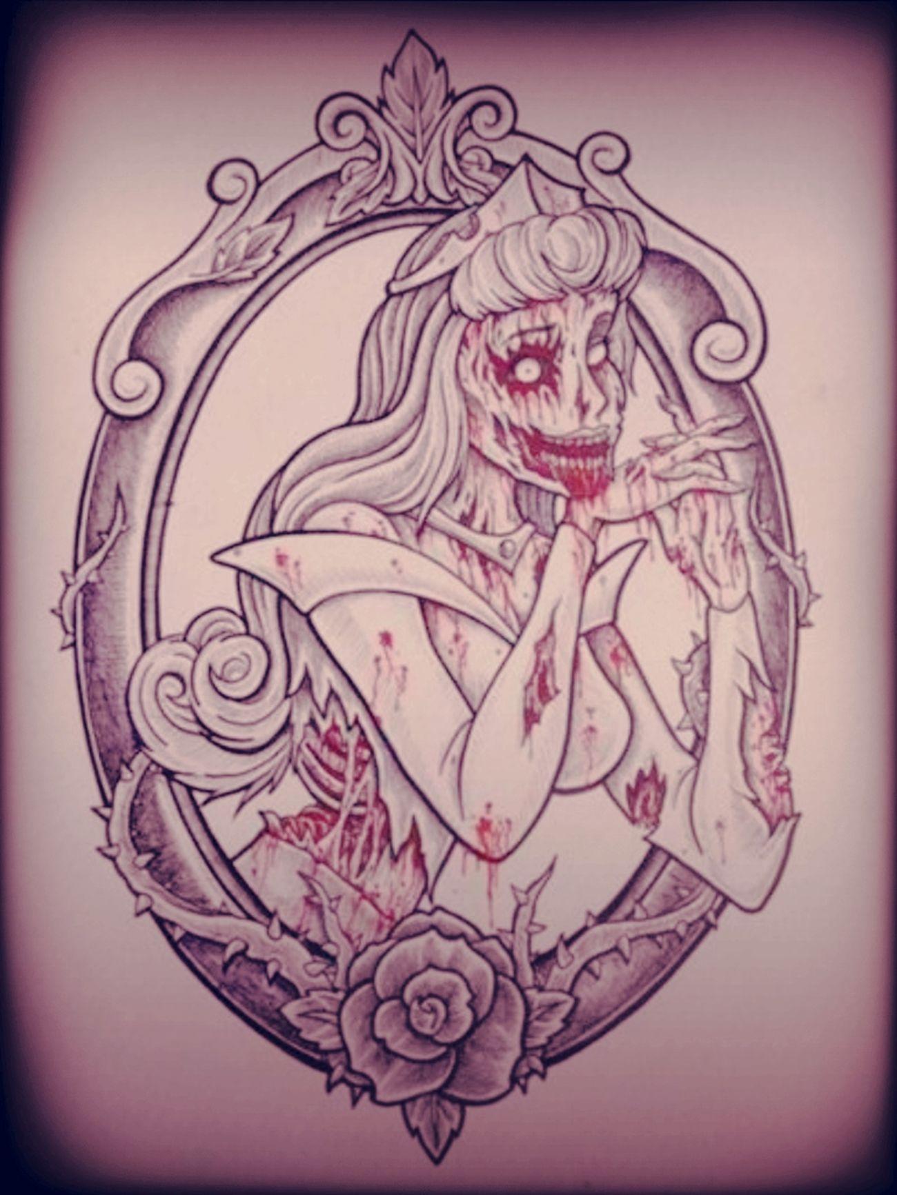 Zombie Beauty