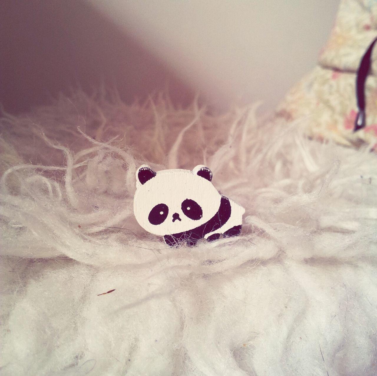 Mr. Panda is sad! Panda Macro Things Cute