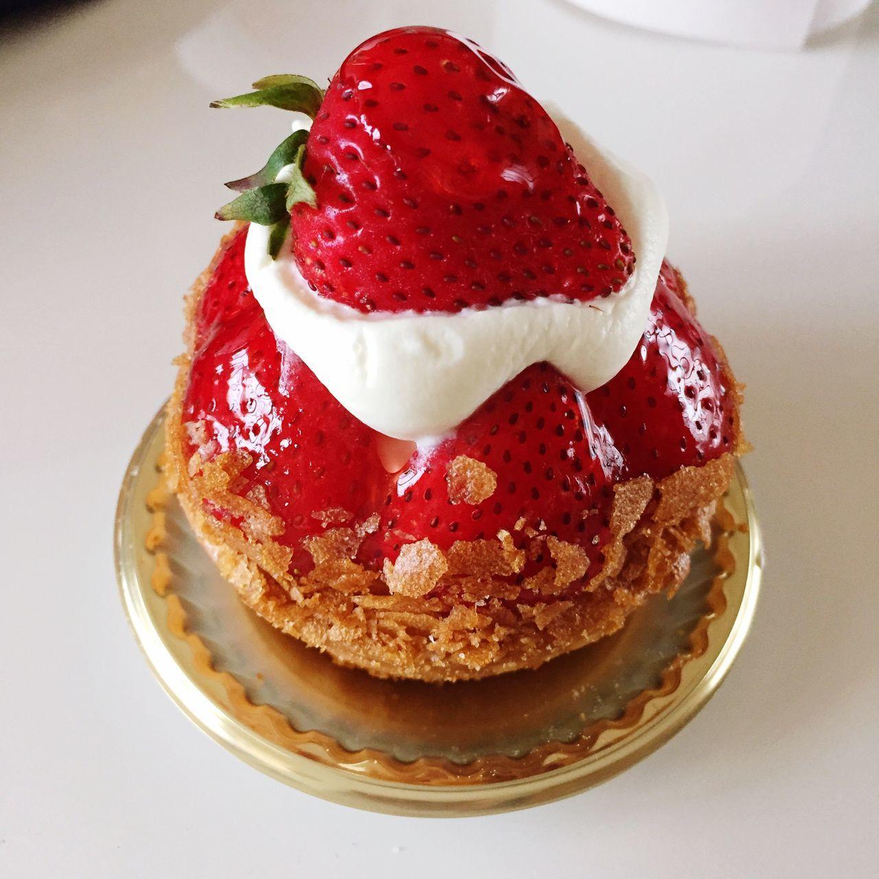 いちごのケーキ いちご ケーキ スイーツ おいしい First Eyeem Photo