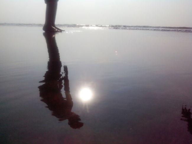 Beach....masti Enjoying The Sun ???