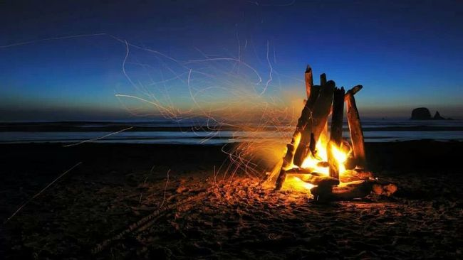 Photo by Julay Morning ... Fire