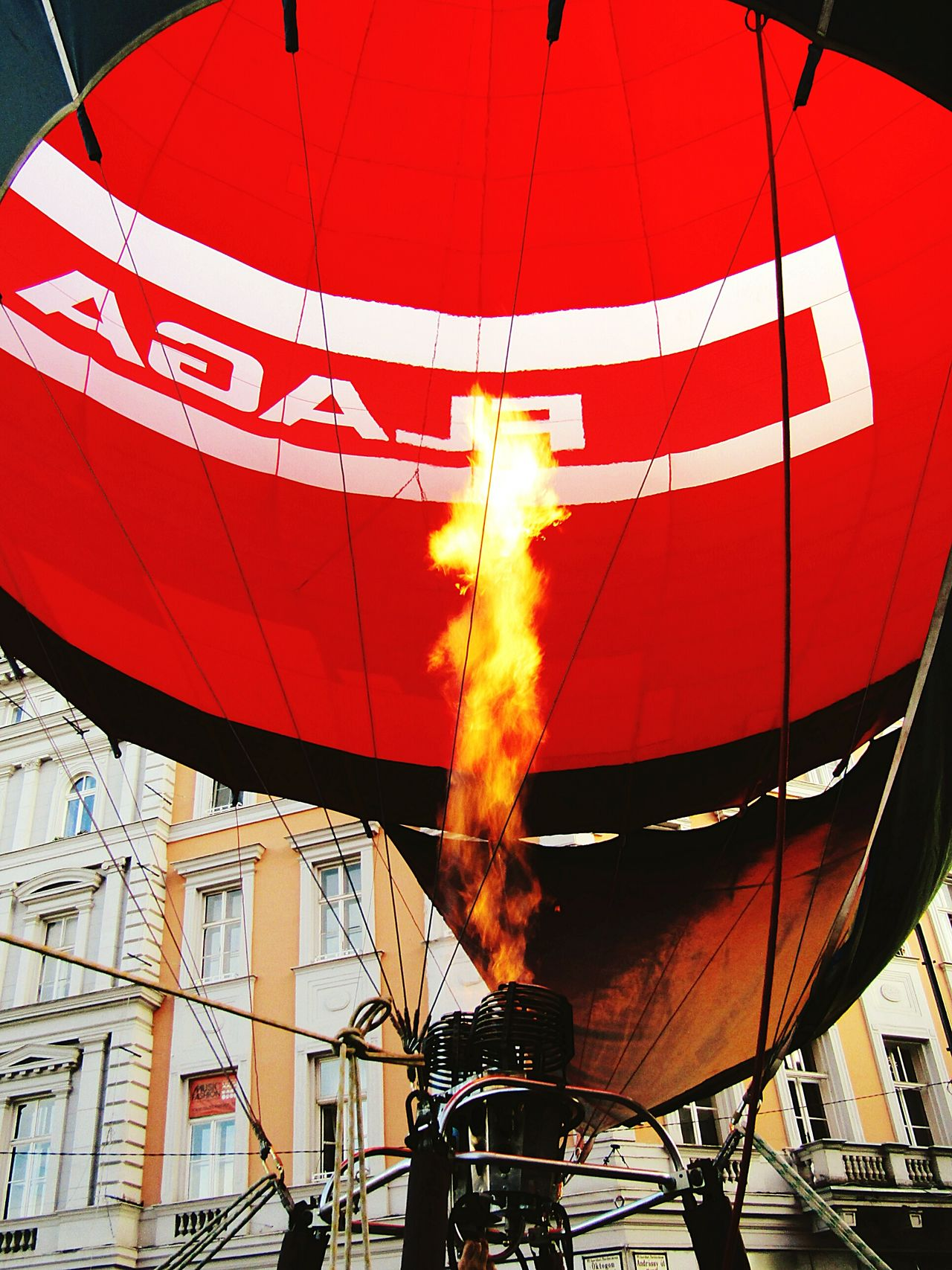 Fire Closeupshot Red Firephotography Balloon Hotairballoon Taking Photos Streetphotography EyeEmbestshots Fine Art Photography Todayphotography Eyeemcollection From My Point Of View Eye4photography  Festival Fly Flying Budapest Hungary