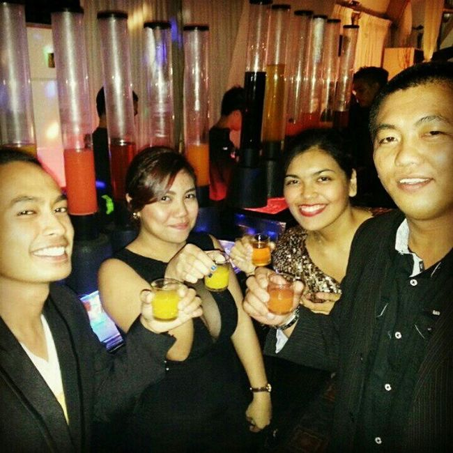 More projects to come! Cheers! :)) @NBCtent Christmasparty PARTYHARDER Happiness