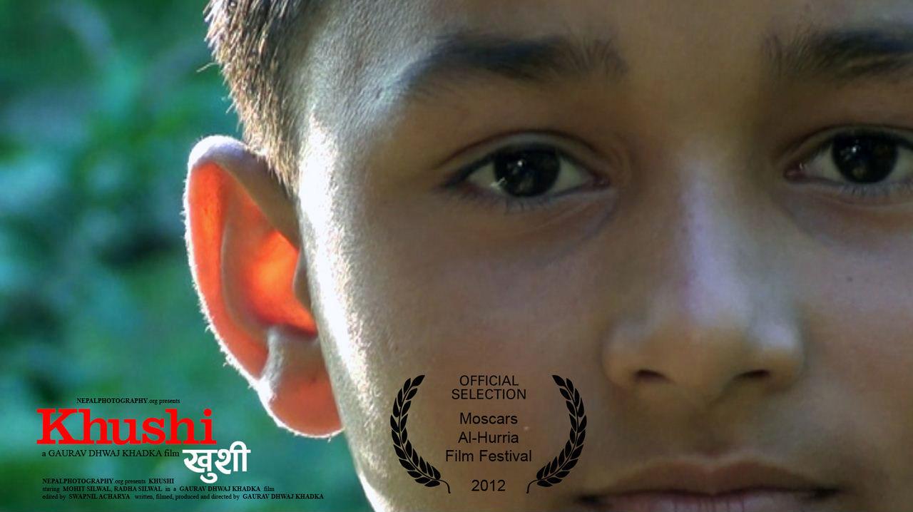 Nepali Short film Khushi  by Gaurav Dhwaj Khadka Nepali  Short Film Happy