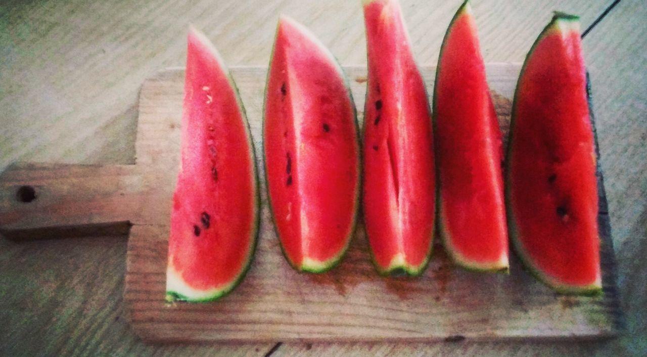 Watermelon Fruit Foodpic Yummy Summertime Summer Food