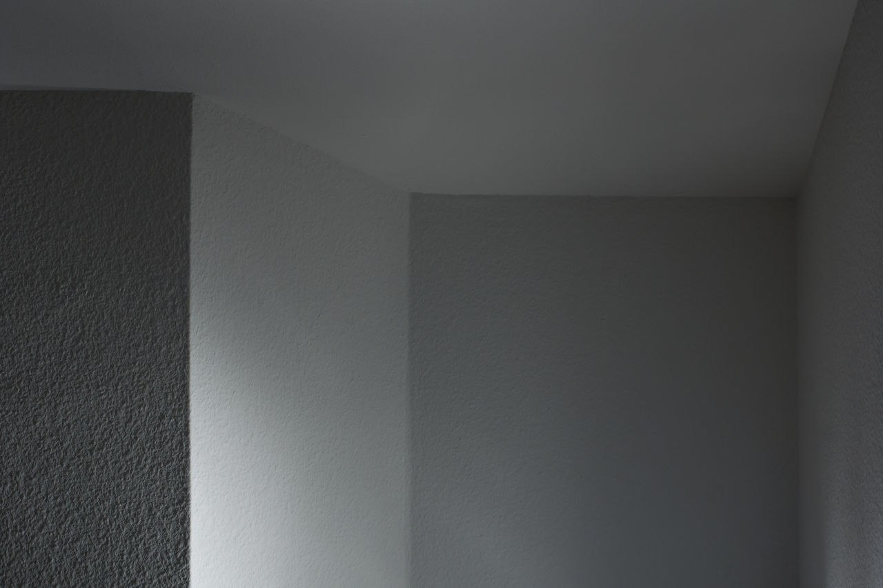 Shades of grey Architecture Backgrounds Boring Built Structure Close-up Day Dimension Empty Geology Geometric Geometric Shape Indoors  Indoors  Modern No People Onelight Rau Room Room Decor Room Dimension Shades Of Grey Shapes The Architect - 2017 EyeEm Awards Wall White