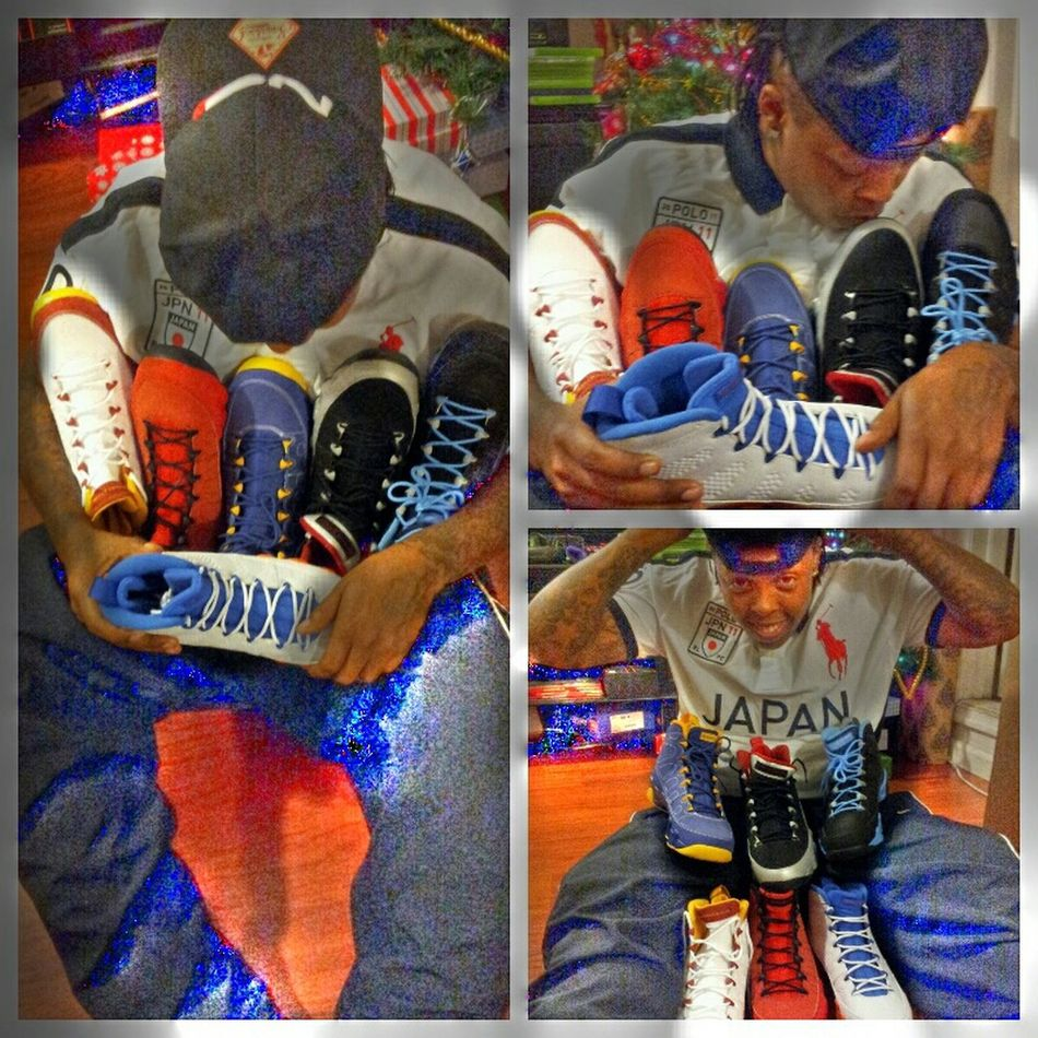 #MyLife #sneakerhead #jordans #kilroypack