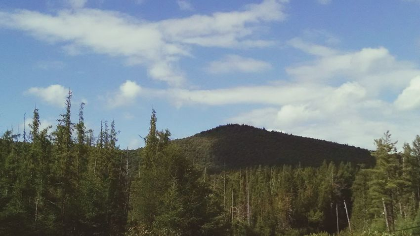 Morning mountain shot. Relaxing Check This Out Enjoying Life Adirondack , New York, USA Mountains