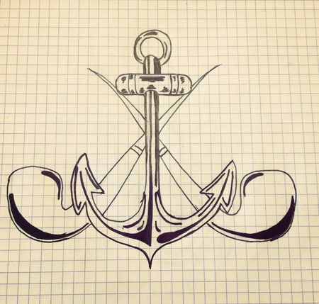 Drawing Tatoo For My Dad