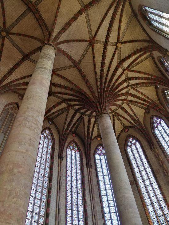 France🇫🇷 Toulouse Couvent Des Jacobins Architecture