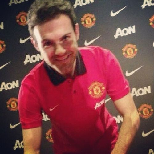 Mata Allthatmatas Manchesterunited Magic theman happy football