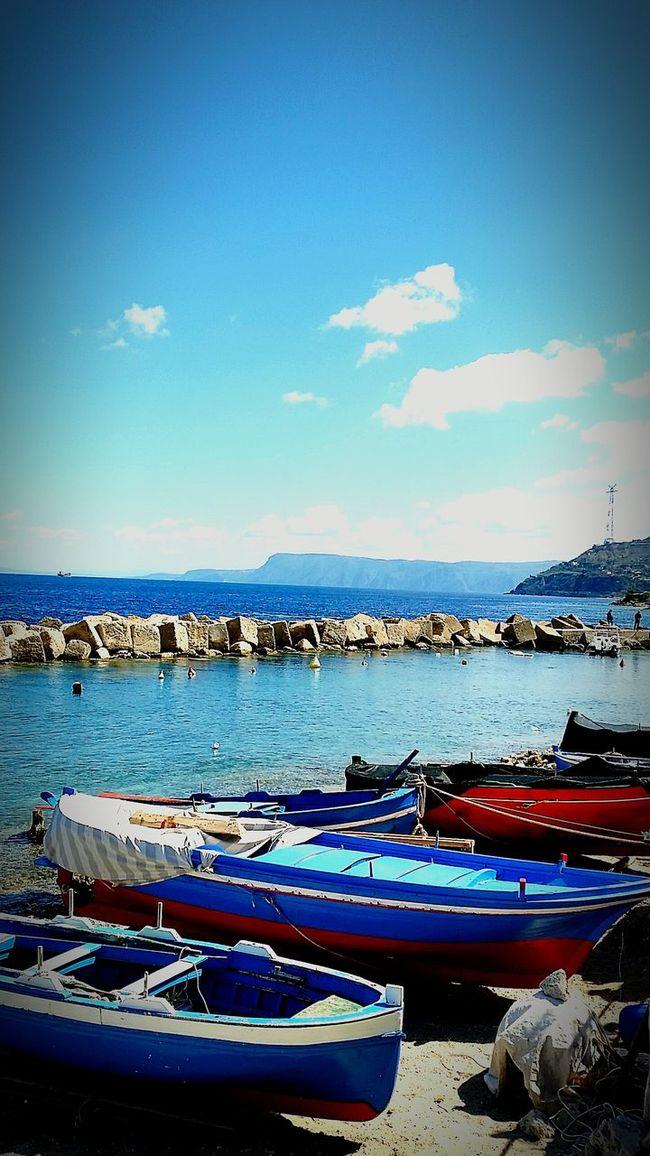 Villasangiovanni Strettodimessina Italy Cityscape Mare Paesaggi
