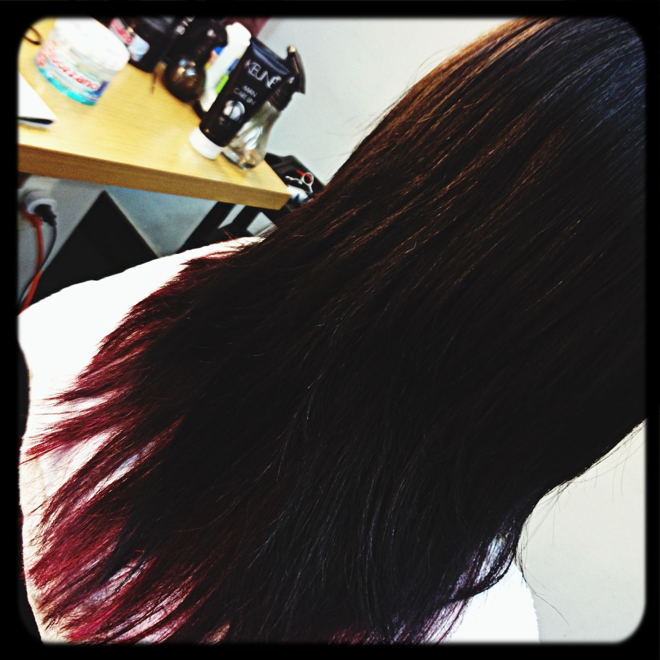 Red Hair Hair Style