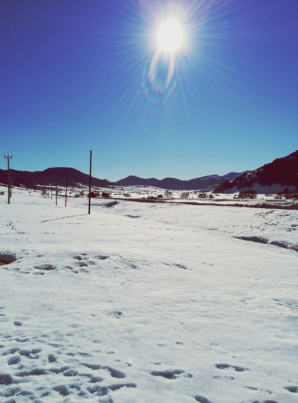 Showcase: January Abruzzo Landscape EyeEm Nature Lover Photo Walking Around
