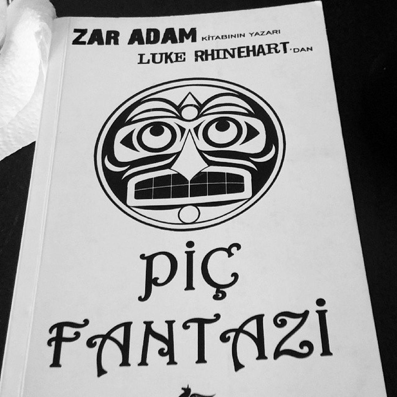 Okuduğum en güzel kitaplardan Picfantazi Lukerhinehart Pegasus Kitap Book Zaradam Montauk