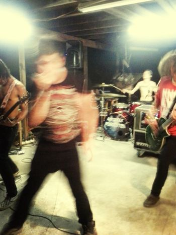 House show august.22'2014 <3