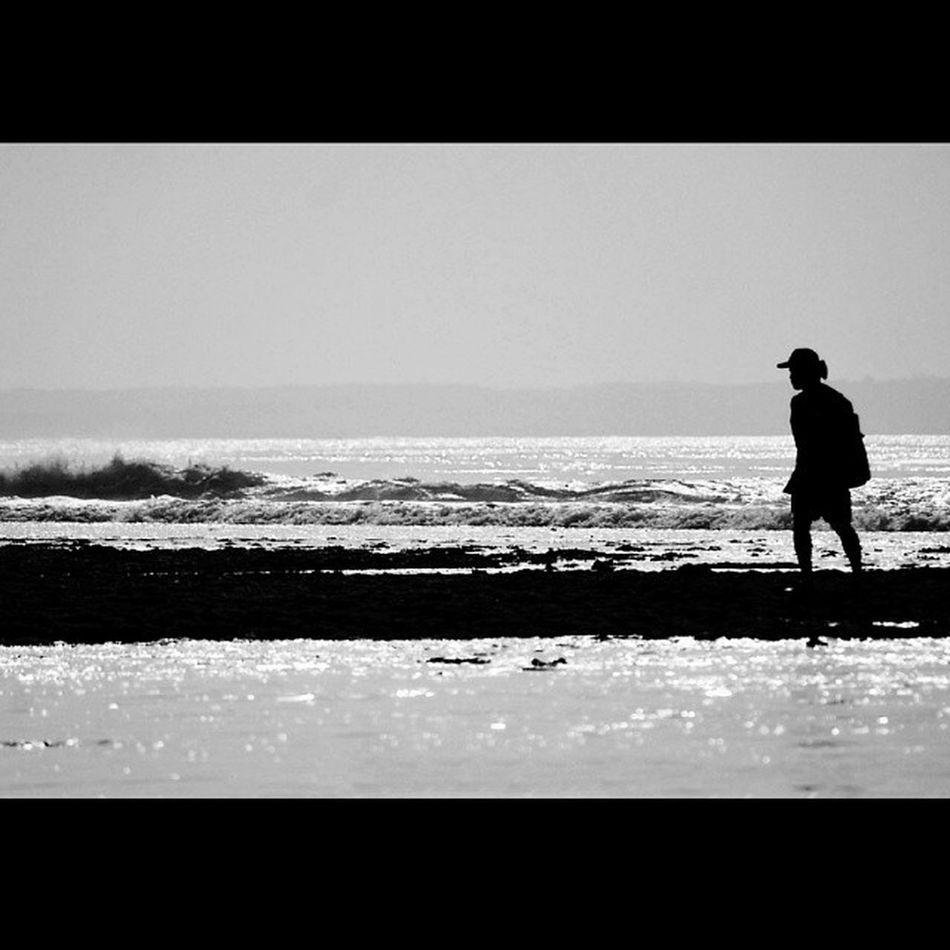 Siluet Pantai Instasunda EsiaMaxPIC Siluetmaxpic